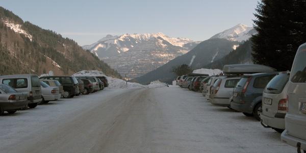 Parkplatz Ramsau Lasitze