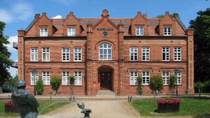 Das Darguner Rathaus