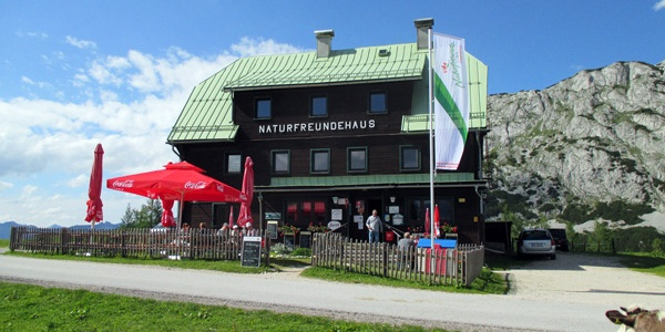 Naturfreundehaus Tauplitzalm
