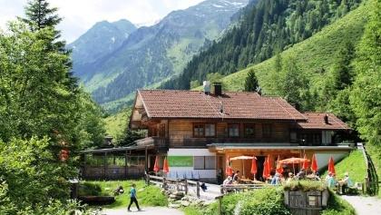 Voldertalhütte (Franz Pitscheider Hütte)