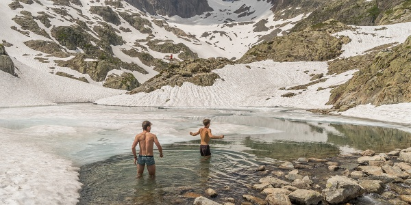 Lac Blanc (Swimming Not Necessary!)