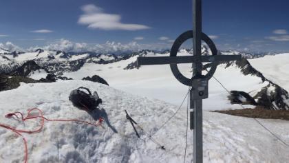 Panorama Fluchtkogel 4-7-2019