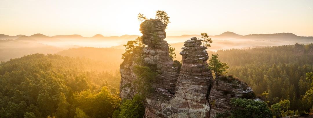 Dahner Felsenpfad, Lämmerfelsen