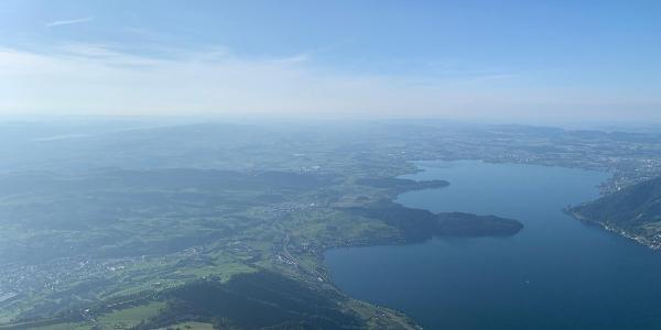 Aussicht von Rigi Kulm