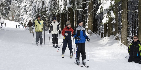 Wintersport Foto Kur-und Touristikbetrieb Bad Lauterberg