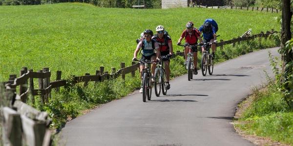 Passeiertal cycle path