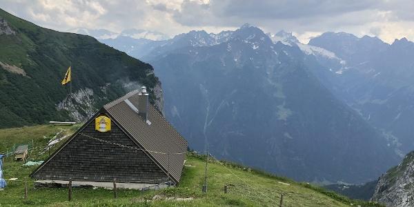 Seewli Alp Hütte
