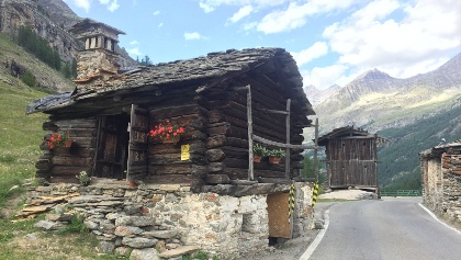 The village of Pont