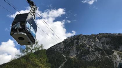 Bergen Hochfelln cable car