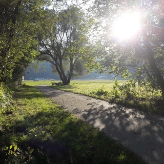 Wasserweg in Grimmenstein