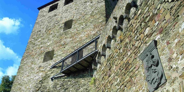 Turm Burg Sayn