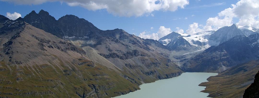 Lac des Dix.