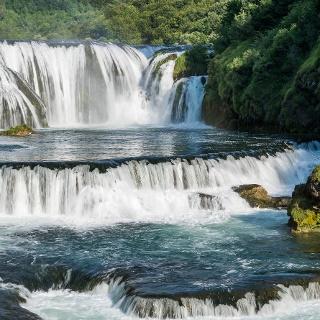 Štrbački buk waterfalls