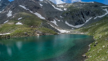 Tropical Waters of Lac Nero