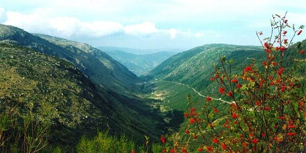 Vale Glaciar do Rio Zêzere - Serra da Estrela