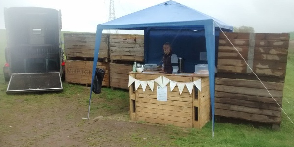 Duncan Family Farm - Pop up coffee stop
