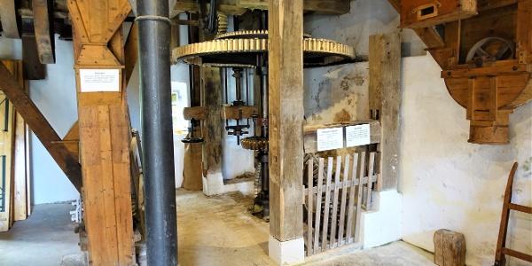 Mühle Liesebach in Räbke