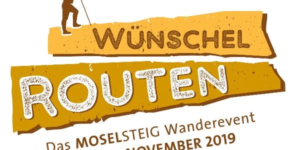 Wünschel Routen - Das MOSELSTEIG Wanderevent vom 01.-03. November 2019