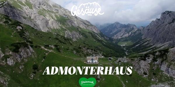 Hütten im Gesäuse | Admonterhaus