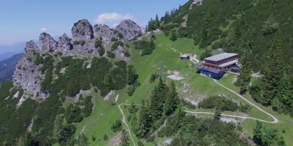 Hütten im Gesäuse |Buchsteinhaus