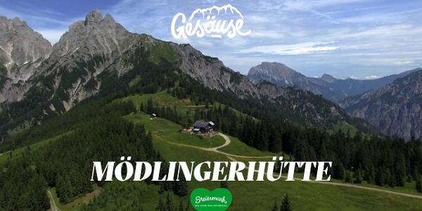 Hütten im Gesäuse | Mödlinger Hütte