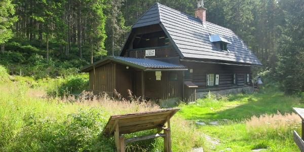 Hauereckhütte der ÖTK-Sektion Waldheimat