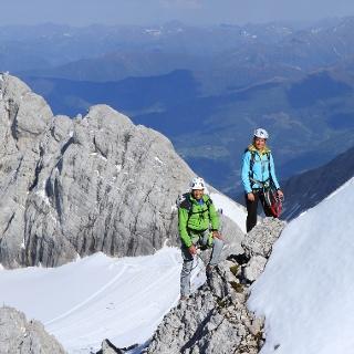 Klettersteig Amon