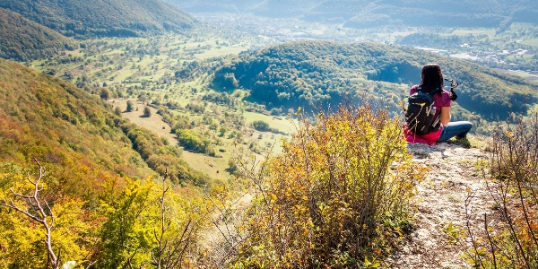 Blick ins Lenninger Tal