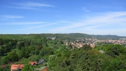 Ausblick über Blankenburg
