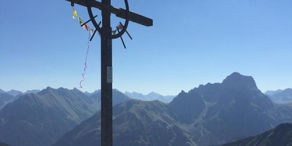 Grünhorn-Gipfel
