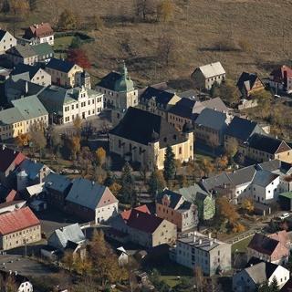 Städtische Denkmalschutzzone Horní Blatná