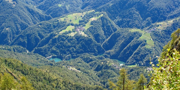Lago di Palagnedra.