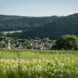 Ausblick auf Niederbreitbach