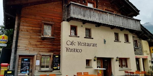 Cafè Restaurant Rustico