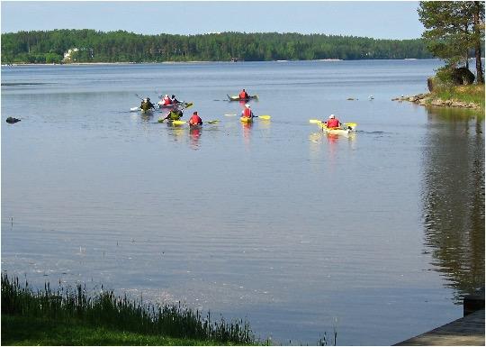 Oritsaari and Kytönen Canoe Route, Imatra • Canoeing ...