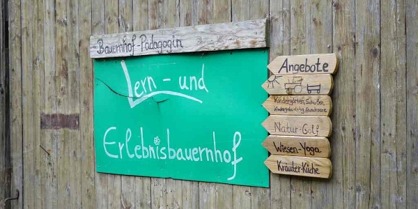 Ausbacherhof - Lern- und Erlebnisbauernhof Kirchmer