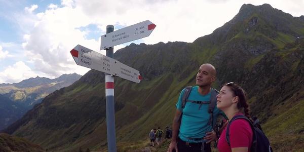 Wanderung zur Alpe Innerkapell  im Montafon | Vorarlberg