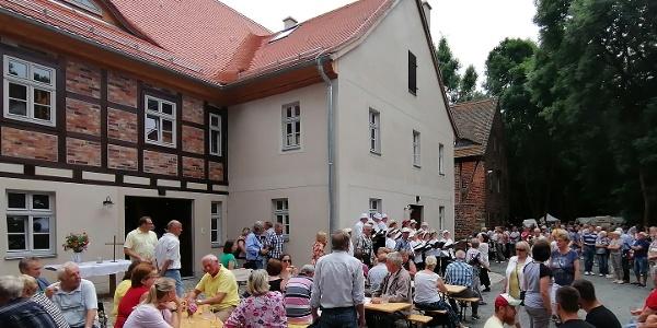 Mühlentag an der Obermühle Bad Düben