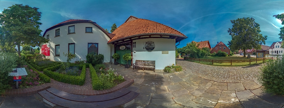 Wilhelm-Busch-Geburtshaus aussen