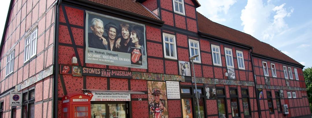 Stones Fan Museum