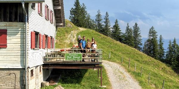 Mountain inn Hochhäderich