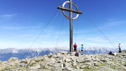 Patscherkofel Gipfelkreuz