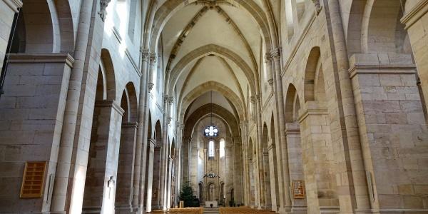 Otterberg - Abteikirche (Innenansicht)