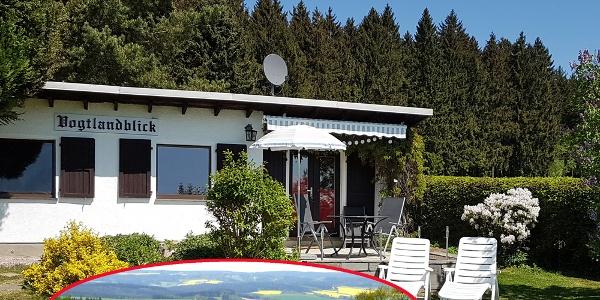 Ferienhaus Vogtlandblick
