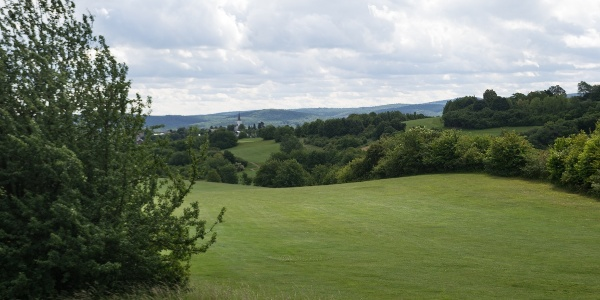 Blick auf Eschweiler