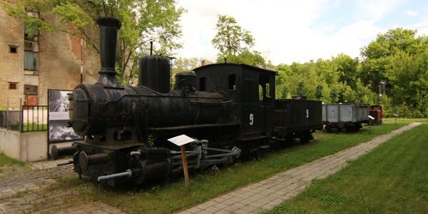 Ózd, Gyártörténeti Emlékpark