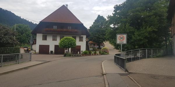Vor Heubach, Schiltach