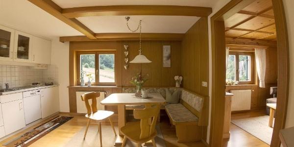 Gemütliche Sitzecke Küche