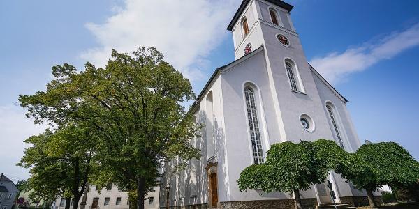 Kirche in Hohenleuben
