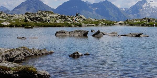 Zweiter See in Gendusas Dadens